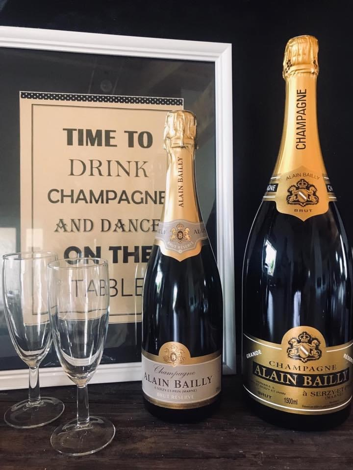 Champagne Brut Alain Bailly