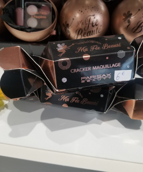 Les crackers maquillage