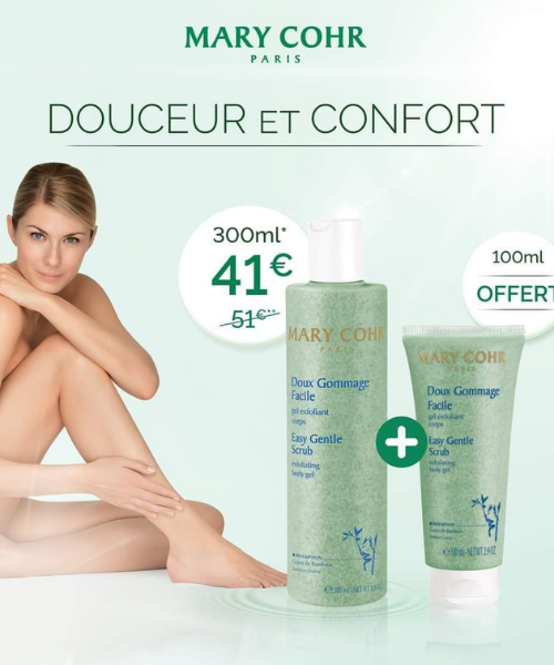 Douceur & Confort Mary Cohr